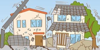 【防災関連の質問】大きなガラス付きのタンスを使ってない部屋に置きたいのですが、夫「移す意味がわからない。大きいタンスなら地震が起きても動かない」←本当に?