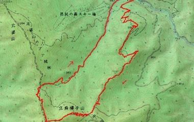 『広島県民の森 池ノ段の紅葉  Oct.21, 2018』の画像