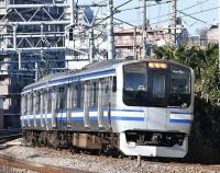 『総武・横須賀快速線用E235系1000番代 その後』の画像
