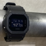 『G-SHOCK【DW-5600BB-1JF】』の画像