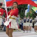 2015年 第42回藤沢市民まつり その133(北口大パレード/鎌倉女子大学中・高等部マーチングバンド部)