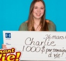 18歳女性、毎週1000ドルを一生もらえる 初購入の宝くじで