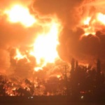 【動画】インドネシア、バロンガンの製油所で大爆発!大火災が発生!