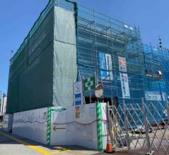 移転先はすぐそこ!中央区米山にある『新潟信用金庫 米山支店』が同じく中央区米山に移転するらしい。