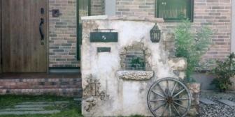 【家を建てる予定】玄関アプローチと門柱どうした?