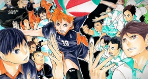 2014年4月放送「ハイキュー!!」の原作コミック9巻にはドラマCD化が付いてくる!