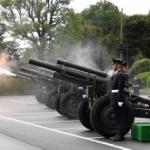 【動画】陸上自衛隊公式、即位の礼における「礼砲21発」のフルバージョン動画を公開