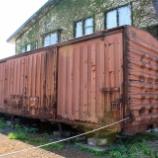 『放置貨車 ワム80000形ワム86258』の画像