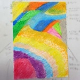 『アートセラピー日記(マインドマップコース)クレヨンは意識の現れ方がわかりやすい』の画像