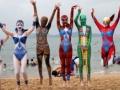 【悲報】ビーチバレー協会「ビキニの着用を禁止します」→女性選手ら猛反発「ビキニを着させろ」