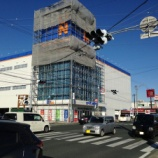 『自動車街通りのエディオンが店舗改装の為に一時閉店!!1月30日まで』の画像