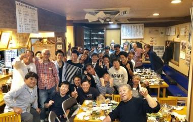 『東京 黒鯛神 新年会』の画像