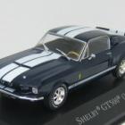『43-0946 FORD MUSTANG SHELBY GT500 デアゴスティーニ アメリカンカーコレクション vol.1』の画像