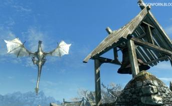 Bells of Skyrim ドラゴンの襲撃時に警鐘を鳴らすMOD