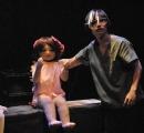 (画像) 早稲田大、ブラック・ジャックの「ピノコ」を完全再現 初めての身体に戸惑う様子に感動