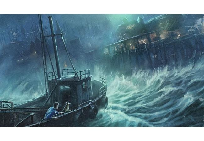 【フォールアウト4】新DLC『Far Harbor』のPVが公開!【FO4】