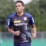 『【ヴァンフォーレ甲府】190cmブラジル人DF メンデスの加入を発表‼ 金沢&栃木でプレー J2通算16試合2得点』の画像