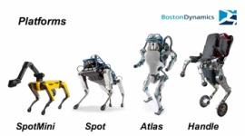【動画】ボストン・ダイナミクスのロボットが更なる進化…まるで中に人が入っているような動きを披露
