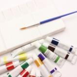『《【新学期準備】絵の具パレットの汚れをウタマロで落とす方法》』の画像