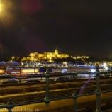 『ハンガリー旅行記25 本当にドナウの真珠の輝き、夜に本領を発揮する鎖橋』の画像
