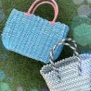 雑貨屋PlusHeart 春にイチオシな可愛いカゴバッグ