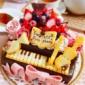 クレイパティシエール養成講座実技試験作品★「Sweets Symphony」♪♪の巻。