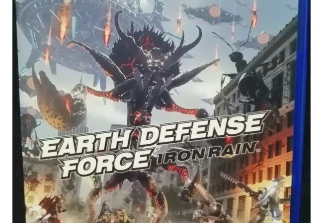 【EDFIR/地球防衛軍】フラゲ現れるwwwwwww