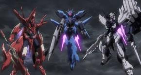 【ガンダムビルドダイバーズRe:RISE】第22話 感想 ゼルトザームとの最終決戦!