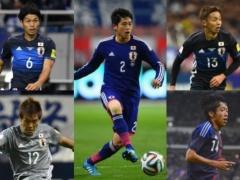 逆転でロシアW杯目指す!「日本代表元常連組」の5人の男たち・・・