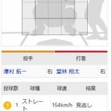 『澤村拓一の14球』の画像
