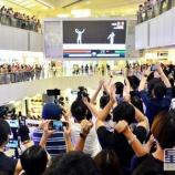 『【香港最新情報】「東京五輪・金メダル表彰式、中国国歌侮辱で逮捕」』の画像