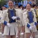 第56回鎌倉まつり2014 その4(開会式/鎌倉女子大学マーチングバンドの1)