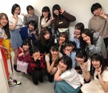 『モーニング娘。'19のメンバーがBEYOOOOONDSの舞台を見に行ったぞ!!』の画像