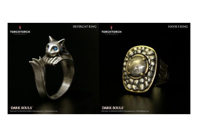 『ダークソウル3』ハベル・銀猫の指輪発売決定!wwwww