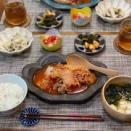 白菜と豚肉のトマト煮の晩ごはんと期間限定のアイスにハマり中