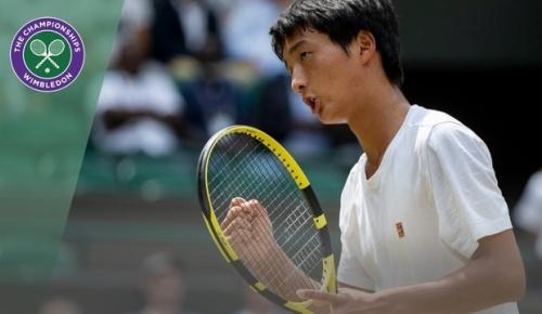 望月慎太郎が日本男子初となるウィンブルドンジュニア優勝(海外テニスファンの反応)