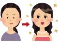 【画像】女の子のビフォーアフターすごすぎワロタ!!!!可愛くなりすぎだろ!!