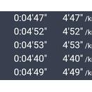 さいたま国際マラソンレースレポその4