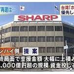 SHARP(台湾企業)「7000人クビにしたろ!」