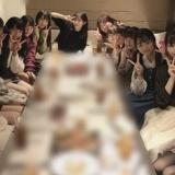 指原Pが≠MEメンバー+しのぶとの集合写真を投稿
