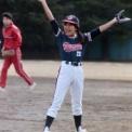ソフトボール撮影会(仁藤優子)