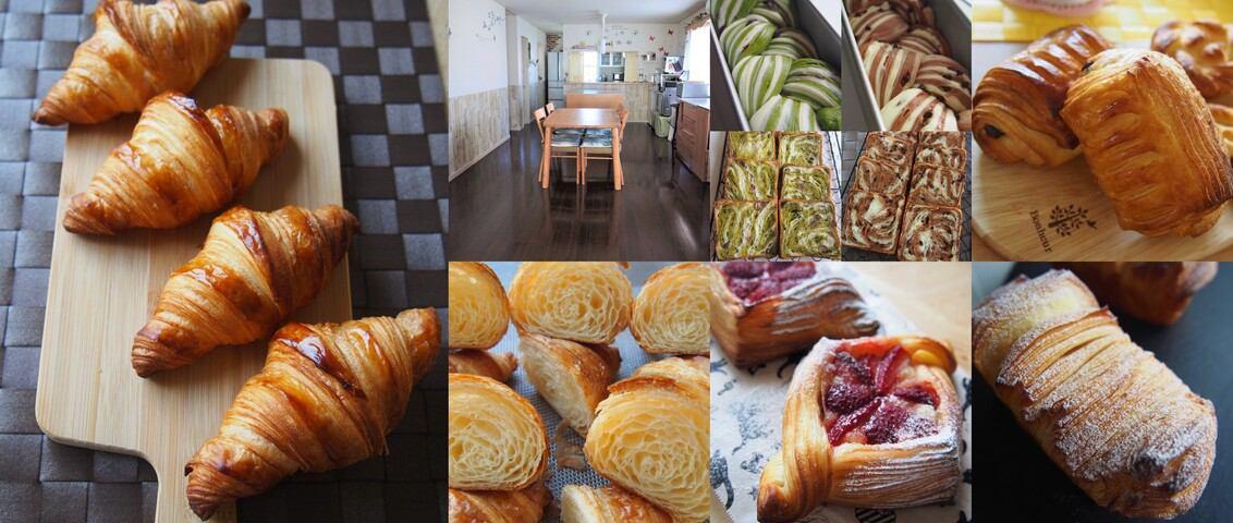 川崎市手ごねパン教室 ラメーラ  基礎から天然酵母まで イメージ画像