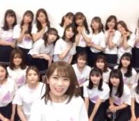 【乃木坂46】上海公演が無事終了!weiboで動画公開!
