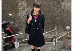 【超貴重?!】永島聖羅の女子高生姿が可愛すぎるwwwww
