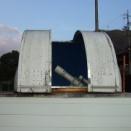 錦中学校天体望遠鏡の整備