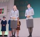 ANA、スッチーの制服を10年ぶり一新(*^_^*)