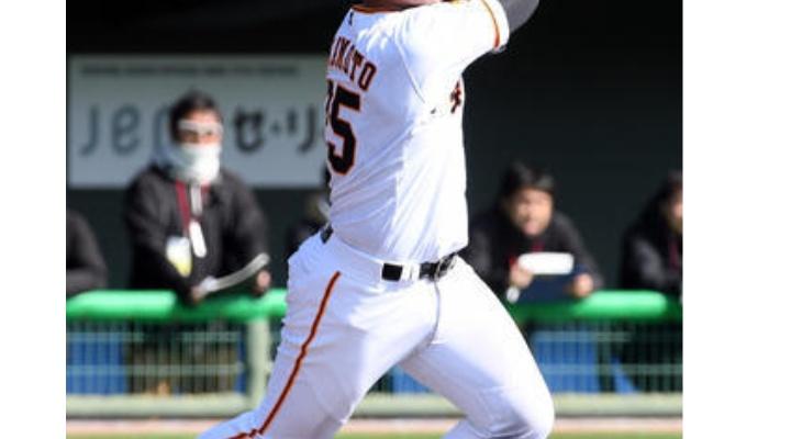 巨人・岡本(23)、減量に大成功する!
