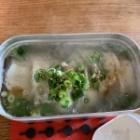 『メスティン研究☆水餃子スープ』の画像