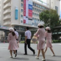 2019年 第46回藤沢市民まつり その9(藤沢鳶職連合会・海の女王準備・江の島ヨット音頭)