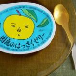 『50代女子のおやつ 因島のはっさくゼリー』の画像